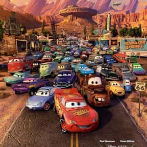 Cars is listed (or ranked) 24 on the list The Best CGI Kids Movies