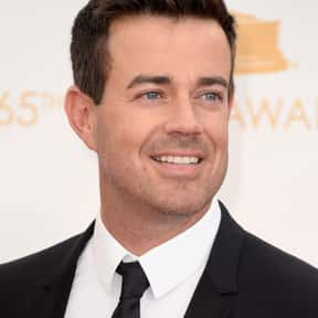 Carson Daly is listed (or ranked) 6 on the list List of Famous VJs