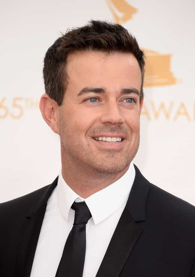 Carson Daly is listed (or ranked) 2 on the list Famous Male VJs
