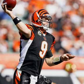 Carson Palmer is listed (or ranked) 20 on the list The Best Cincinnati Bengals of All Time