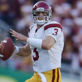 Carson Palmer is listed (or ranked) 1 on the list The Best USC Trojans Quarterbacks of All Time