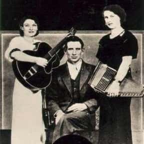 Carter Family is listed (or ranked) 5 on the list The Best Folk Trios Of All Time