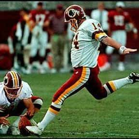 Cary Blanchard is listed (or ranked) 20 on the list The Best Washington Redskins Kickers Of All Time