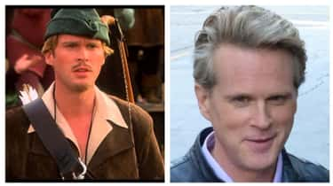 Cary Elwes Continued Acting An is listed (or ranked) 1 on the list Here's What The Cast Of Robin Hood: Men In Tights Looks Like Now