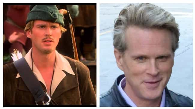 Cary Elwes is listed (or ranked) 1 on the list Here's What The Cast Of Robin Hood: Men In Tights Looks Like Now
