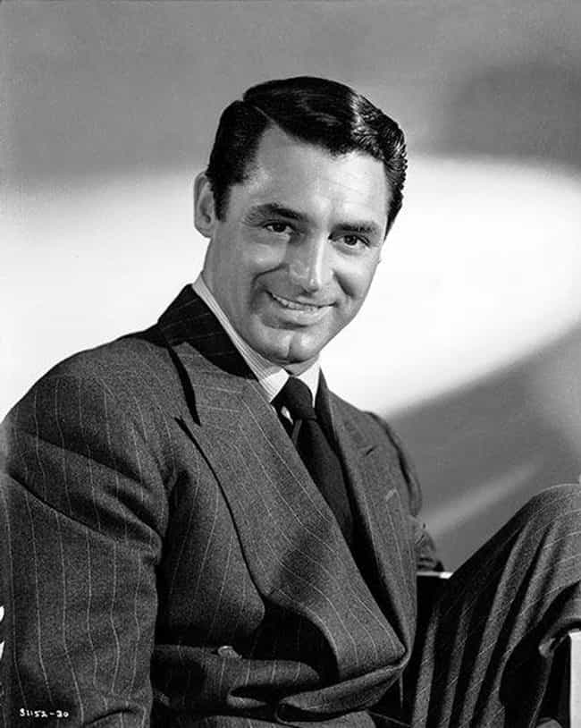 Cary Grant is listed (or ranked) 4 on the list Famous Actors Who Were Almost James Bond
