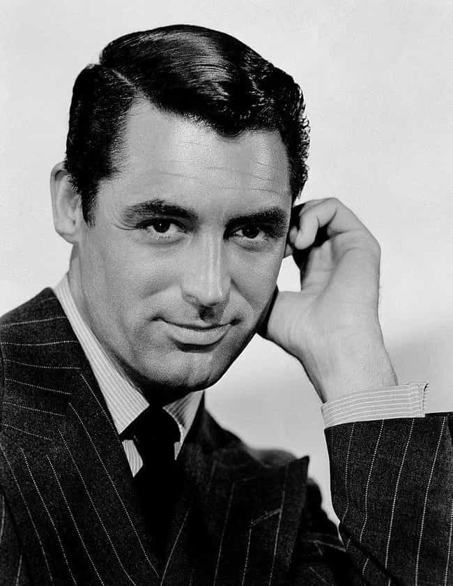 Cary Grant is listed (or ranked) 4 on the list Historical Male Sex Symbols, Ranked By The Likelihood They Would Be Sex Symbols Now