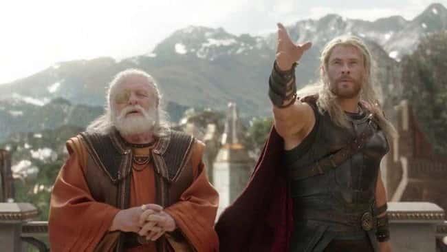 Photo: Thor- The Dark World