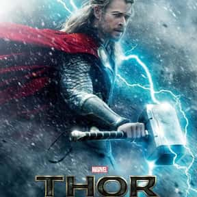 Thor: The Dark World is listed (or ranked) 5 on the list The Best Thor Versions Of All Time