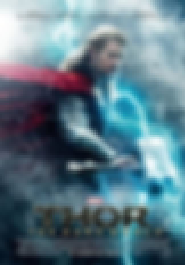 Thor: The Dark World is listed (or ranked) 2 on the list The Best Thor Interpretations