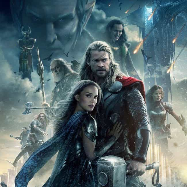 Thor: The Dark World is listed (or ranked) 3 on the list All the Thor Movies in the MCU (And That Other One), Ranked