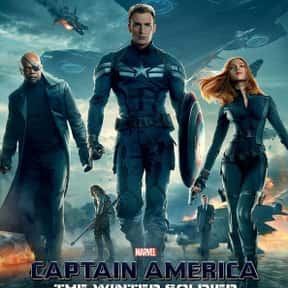 Captain America: The Winter So is listed (or ranked) 7 on the list The Best Superhero Movies Ever Made