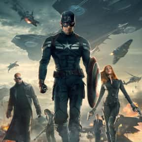 Captain America: The Winter So is listed (or ranked) 10 on the list The Greatest Comic Book Movies of All Time