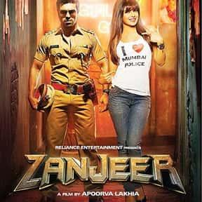Zanjeer is listed (or ranked) 12 on the list The Best Priyanka Chopra Movies