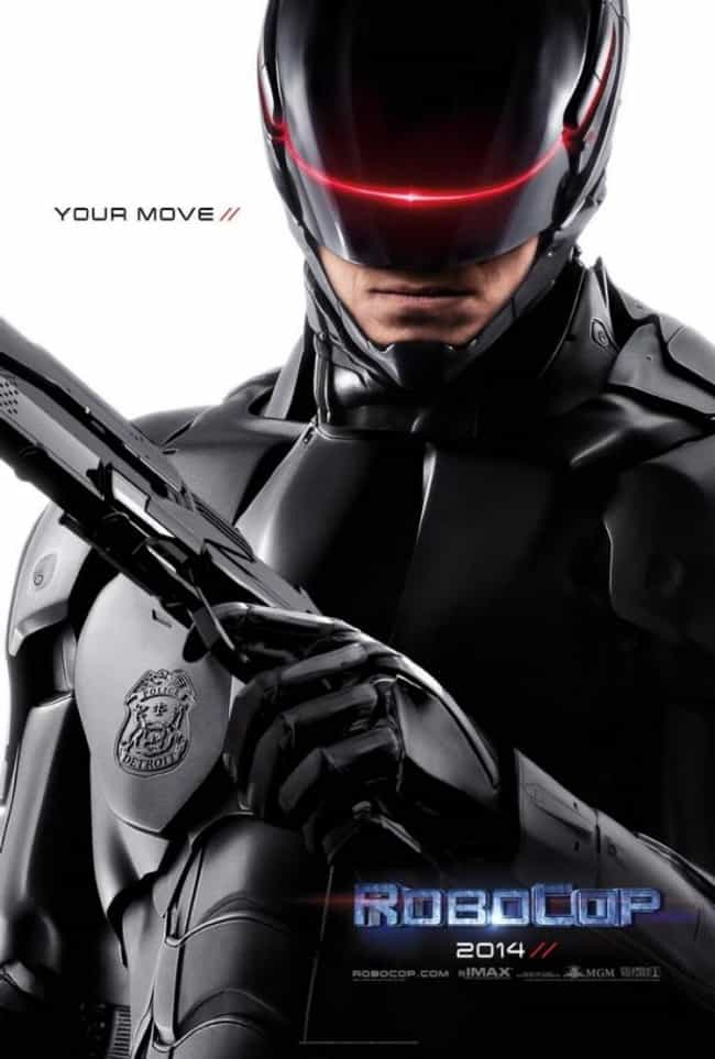 RoboCop is listed (or ranked) 4 on the list The Best Movies In The 'RoboCop' Franchise, Ranked