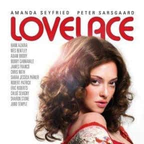 Lovelace is listed (or ranked) 22 on the list The Best Wes Bentley Movies