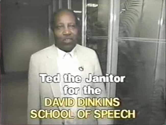 Ted the Janitor is listed (or ranked) 3 on the list A Comprehensive Guide to Dead Wack Packers