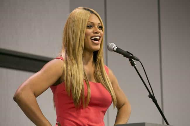 Laverne Cox is listed (or ranked) 1 on the list 22 Famous Transgender Actresses Who Are Redefining Gender Roles