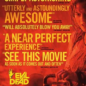 Evil Dead is listed (or ranked) 15 on the list The Best Demonic Possession Movies