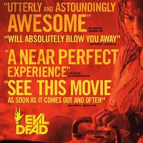Evil Dead is listed (or ranked) 15 on the list The Best Horror Movies Set in the Woods