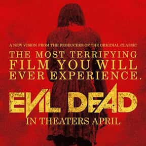 Evil Dead is listed (or ranked) 7 on the list The Best Horror Movies Of The 2010s, Ranked