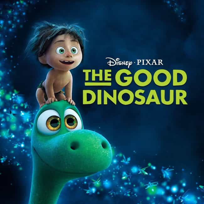 The Good Dinosaur is listed (or ranked) 1 on the list Proof That Every Pixar Movie Take Place In The Same Universe