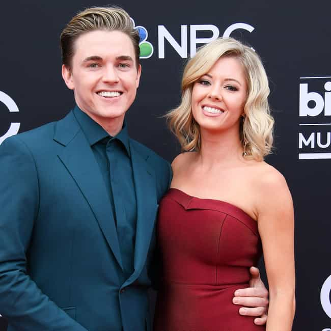 Katie Peterson is listed (or ranked) 1 on the list Jesse McCartney Loves and Hookups