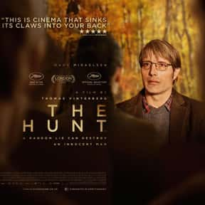 The Hunt is listed (or ranked) 11 on the list The Best Foreign Films Of The 2010s Decade