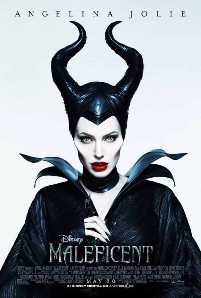 Maleficent is listed (or ranked) 3 on the list The Best Disney Live-Action Remakes Of The Last Few Years, Ranked