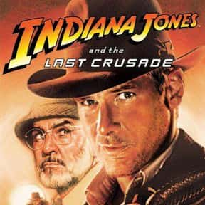 Indiana Jones and the Last Cru is listed (or ranked) 4 on the list The Best Steven Spielberg Movies