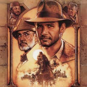Indiana Jones and the Last Cru is listed (or ranked) 22 on the list The Greatest Movies Of The 1980s, Ranked