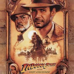 Indiana Jones and the Last Cru is listed (or ranked) 9 on the list The Best PG-13 Action Movies