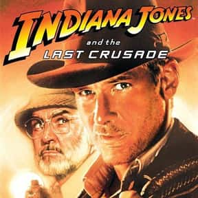 Indiana Jones and the Last Cru is listed (or ranked) 13 on the list The Best Movies Roger Ebert Gave Four Stars