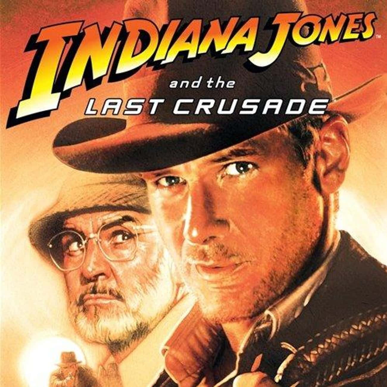 Indiana Jones and the Last Cru is listed (or ranked) 1 on the list The Best Movies (and Series) in the Indiana Jones Franchise, Ranked