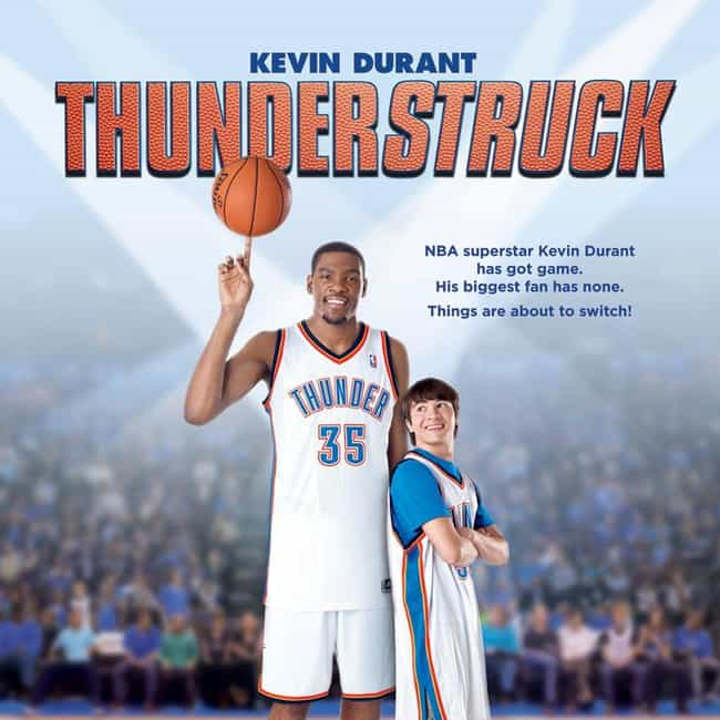 Thunderstruck is listed (or ranked) 2 on the list The Best Basketball Movies On Netflix