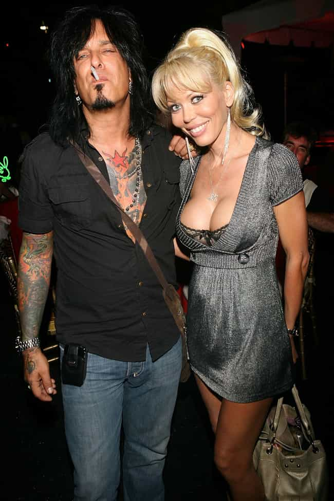 Melissa London is listed (or ranked) 4 on the list Every Woman Nikki Sixx Has Dated