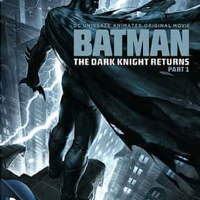 Batman: The Dark Knight Return is listed (or ranked) 19 on the list The Best Movies With Dark in the Title