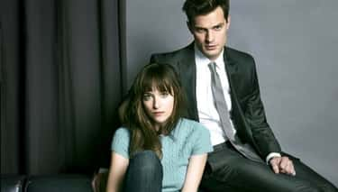 Jamie Dornan and Dakota Johnso is listed (or ranked) 1 on the list Co-Stars Who Totally Hated Each Other