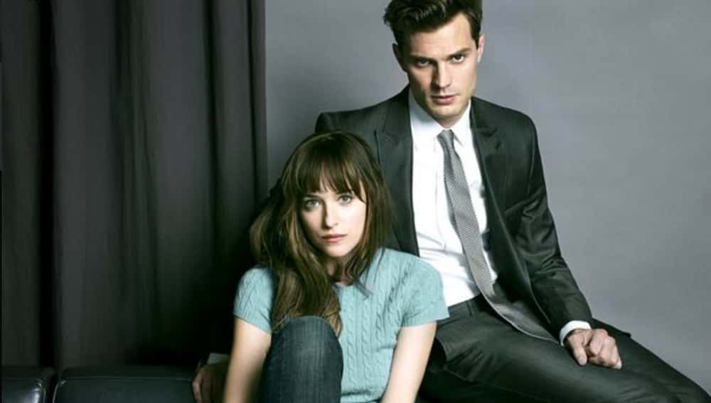 Fifty Shades of Grey is listed (or ranked) 1 on the list Co-Stars Who Totally Hated Each Other