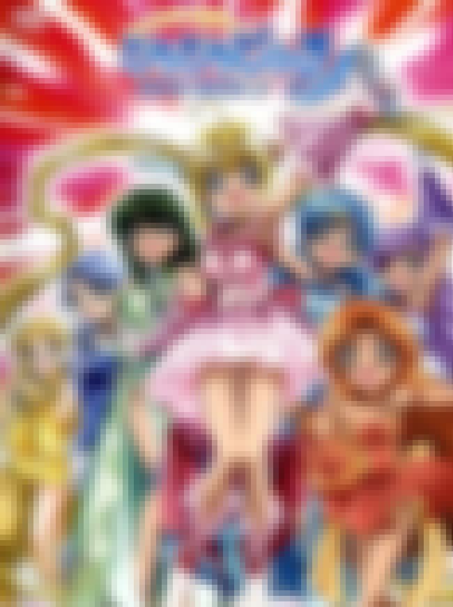 Mermaid Melody Pichi Pichi Pit... is listed (or ranked) 3 on the list The 10 Most Shameless Rip-offs Of Sailor Moon