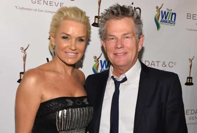 Yolanda Hadid is listed (or ranked) 50 on the list Celebrity Breakups 2015