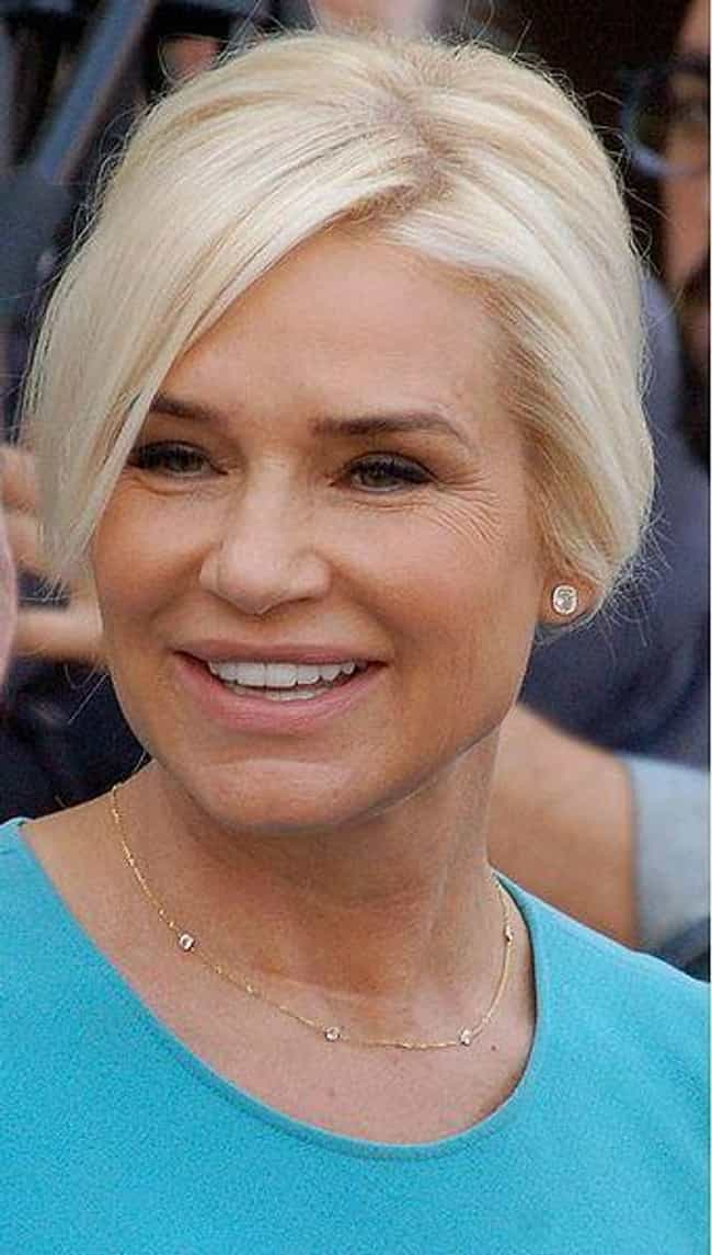 Yolanda Hadid is listed (or ranked) 4 on the list Famous People Living With Lyme Disease