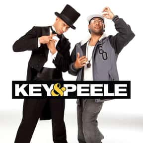 Key & Peele is listed (or ranked) 5 on the list The Best Comedy Central TV Shows