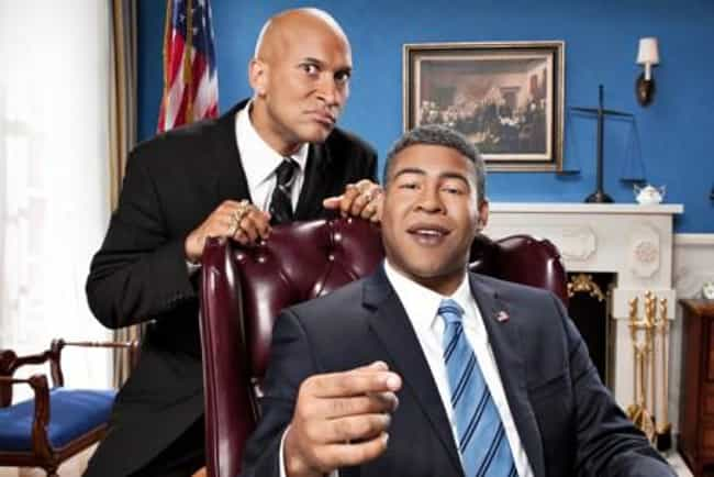Key & Peele is listed (or ranked) 2 on the list What to Watch If You Love 'Tosh.0'