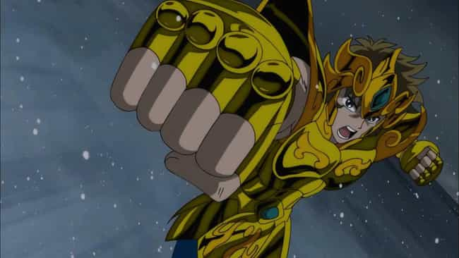 Saint Seiya is listed (or ranked) 3 on the list The 13 Best Anime Like Fist of the North Star
