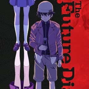 Future Diary is listed (or ranked) 10 on the list The Top Horror Anime of All Time