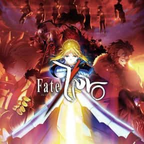 Fate/Zero is listed (or ranked) 20 on the list The Best Anime Streaming on Netflix