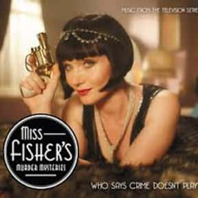 Miss Fisher's Murder Mysteries is listed (or ranked) 6 on the list The Best Mystery TV Shows