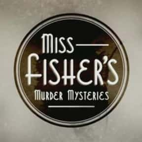 Miss Fisher's Murder Mysteries is listed (or ranked) 11 on the list The Best Current Shows You Can Watch With Your Mom