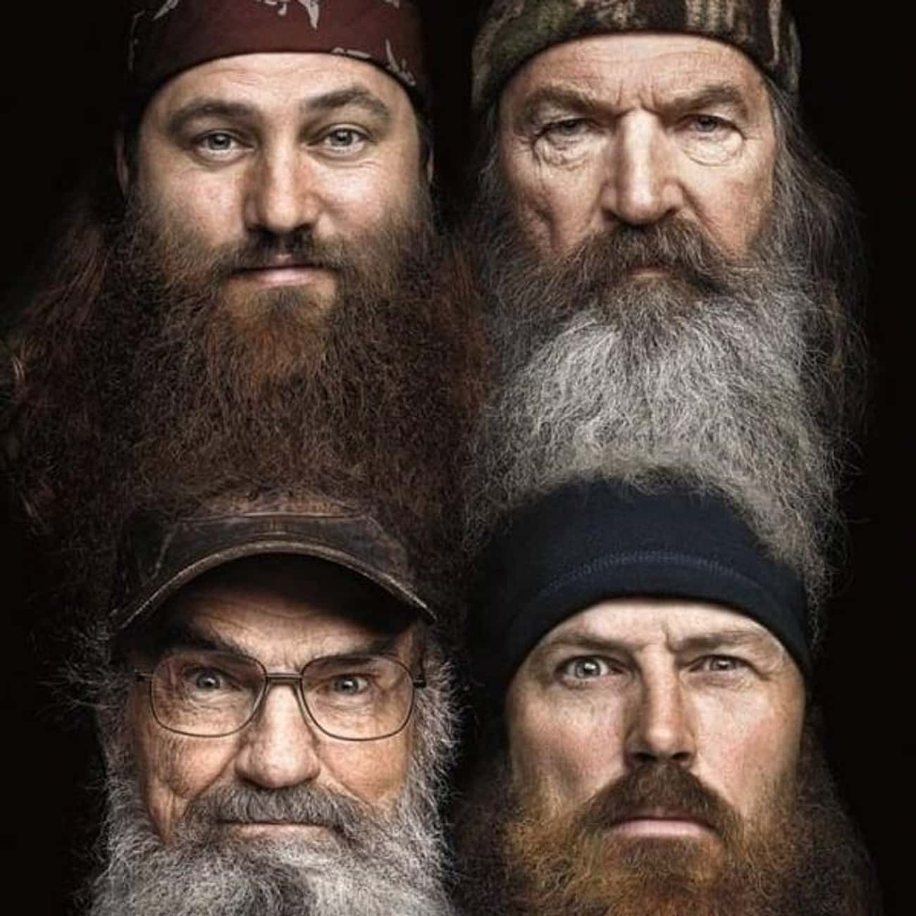 Duck Dynasty is listed (or ranked) 3 on the list Learn Something New From The Best Subculture Reality Shows